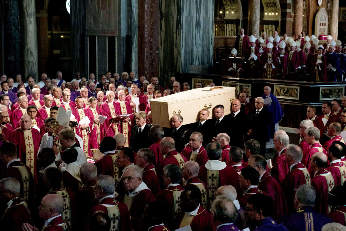 Catholics forgetting the importance of the funeral Mass - BC