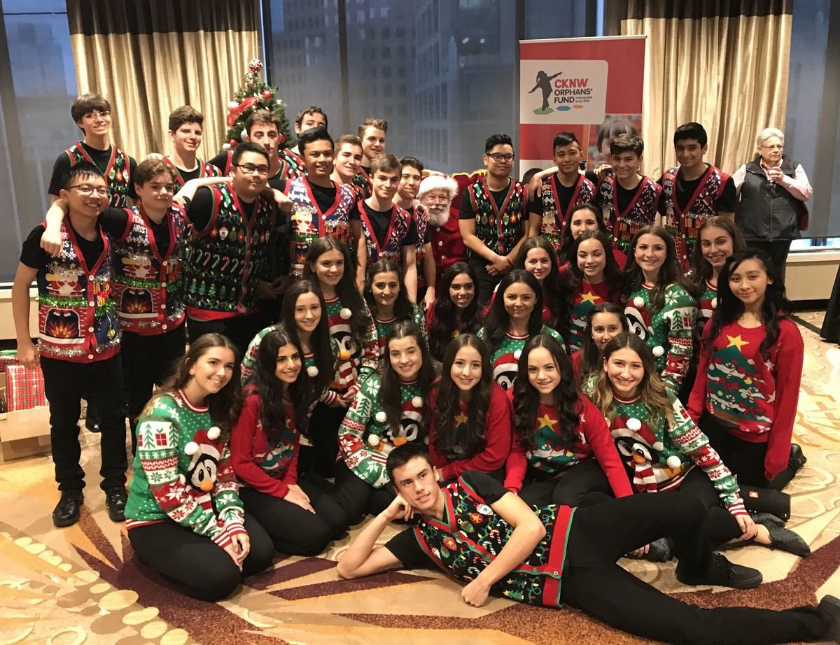Notre Dame students perform live on CKNW - BC Catholic